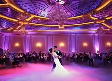 Rookeffecten op trouwfeesten