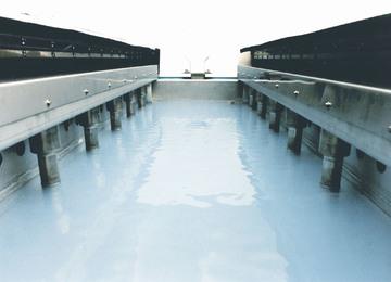 voorbehandeling installatie voor coating van Aluminium autowielen