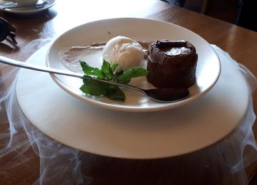 Ideaal voor feestelijk gerecht: houd uw dessert koel én cool!
