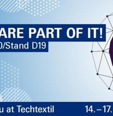 Alpha verwelkomt u tijdens Techtextil in Frankfurt