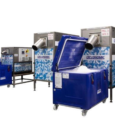Alpha fournit de la glace sèche pour le transport réfrigéré du vaccin COVID-19