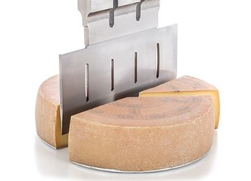 harde stukken kaas efficiënt snijden