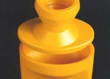 exemple de soudure à l'aide d'un joint coulissant; ce raccord est utilisé pour des soudures étanches