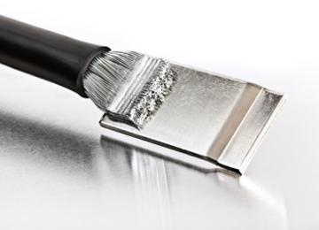 assemblage d'un câble aluminium avec du cuivre nickelé