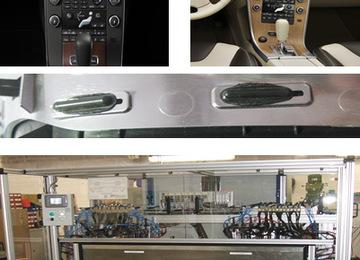 32 rivetten voor midden console XC60 & XC90